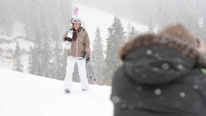 Behind the scenes - Brunotti wintershoot