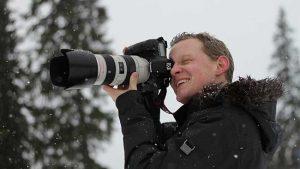 Achter de schermen bij Brunotti shoot voor winter collectie