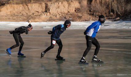 Great Wall Skating Challenge 2014