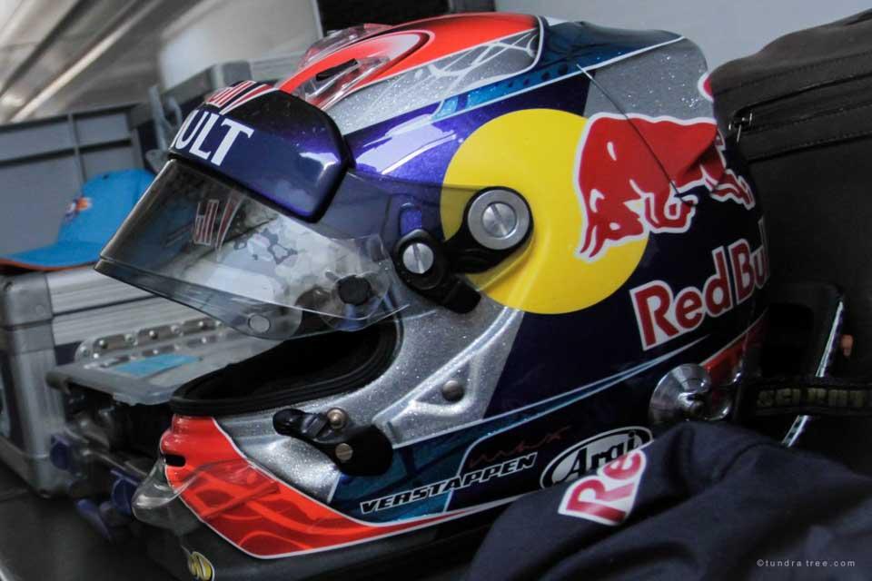 Max Verstappen Helmet