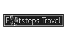 Footsteps Travel logo