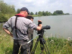 Levende Rivier Documentary - Behind the scenes