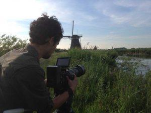 Achter de schermen bij Levende Rivier documentaire