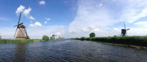 Levende Rivier Shoot Location: Kinderdijk