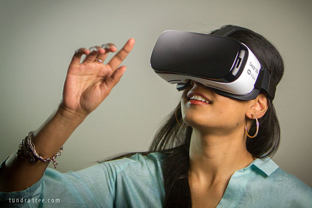 Samsung Gear Virtual Reality Bril